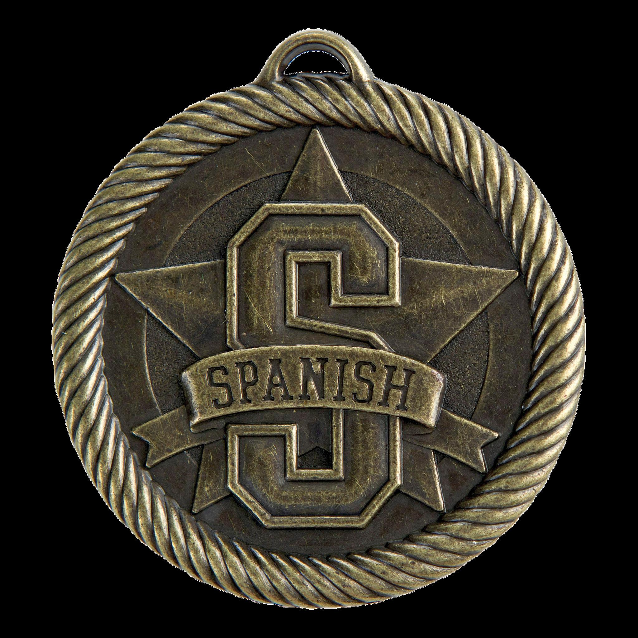 Spanish Medal