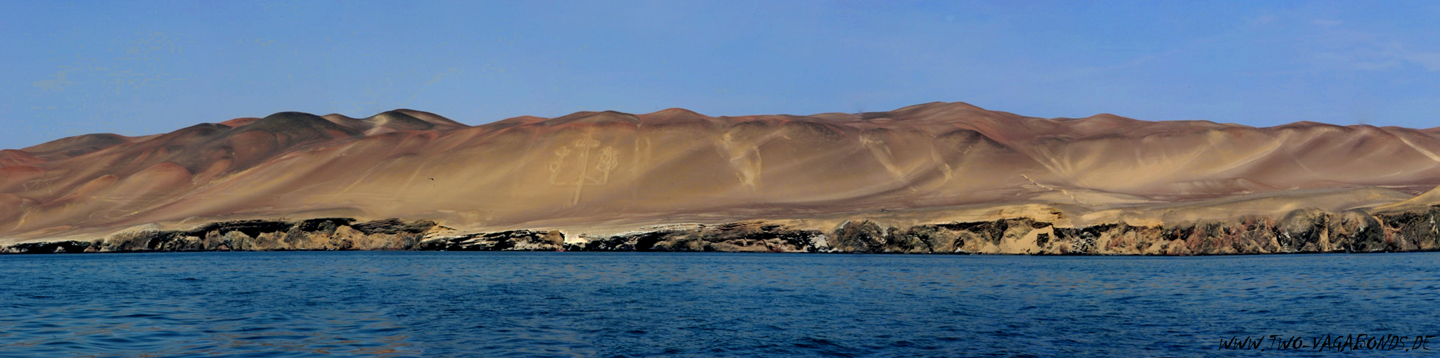 PERU 2015 - EL CANDELABRO