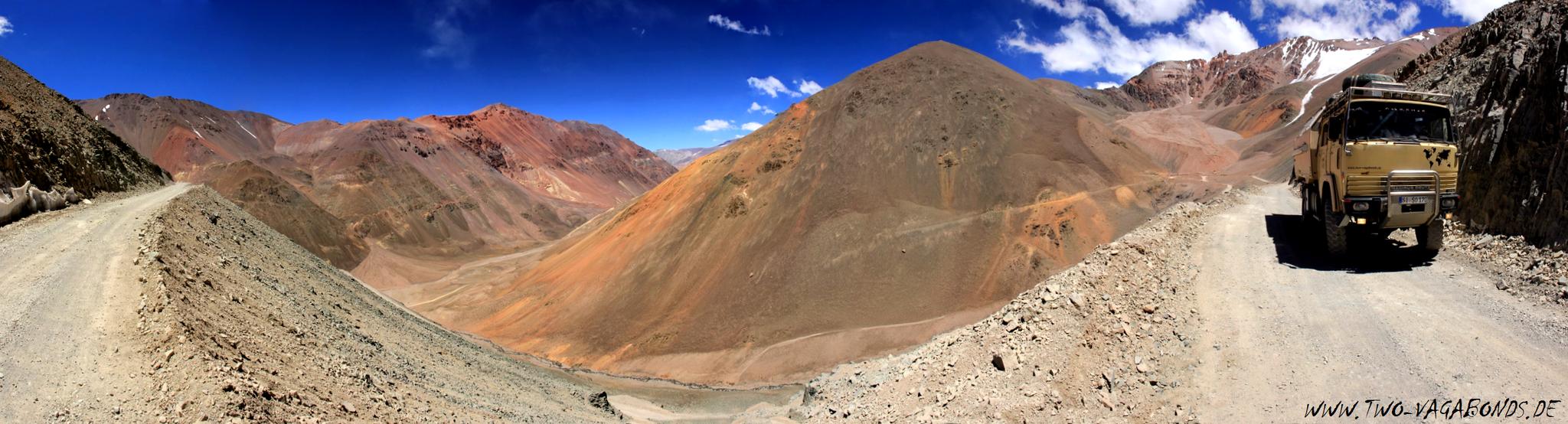 CHILE 2016 - PASO DE AGUA NEGRA