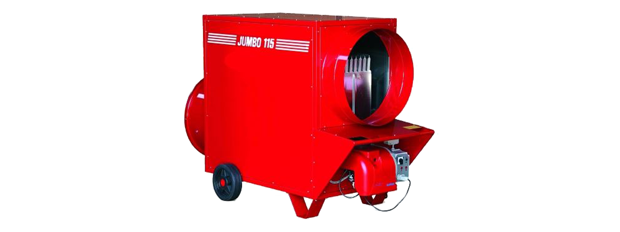 HOT-AIR GENERATORS RENTAL