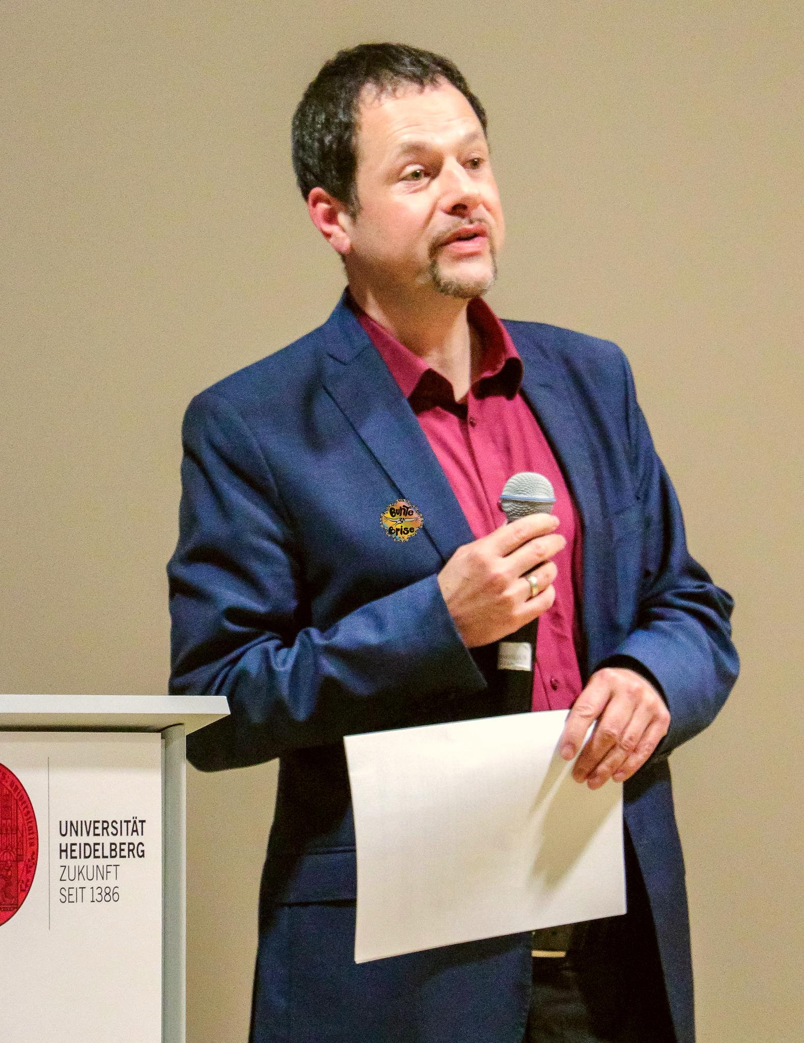 Prof. Dr. Guido Sprenger, Institut für Ethnologie, Ruprecht-Karls-Universität Heidelberg