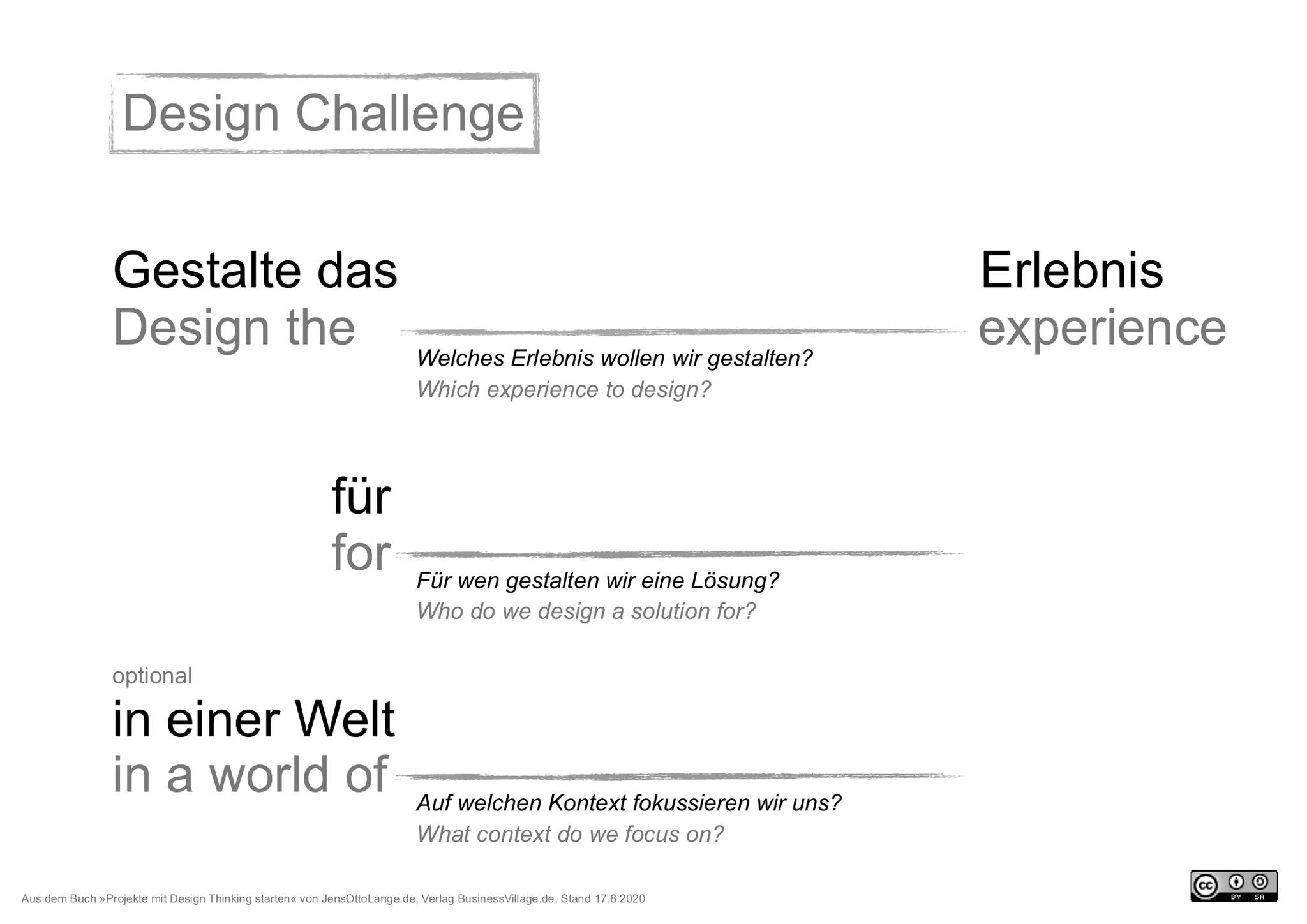 2. Design Challenge-Template herunterladen