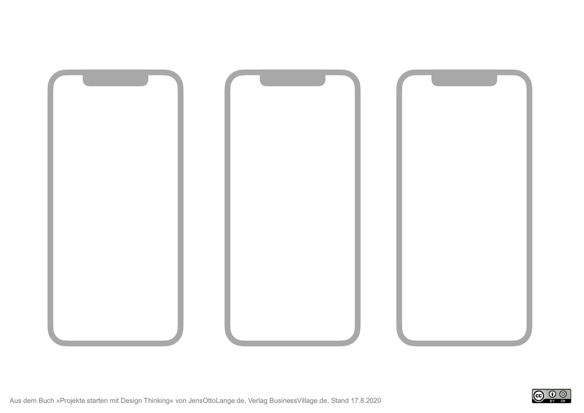 14. Screen-Template für Interface-Prototyping Smartphone, Tablet, Laptop herunterladen
