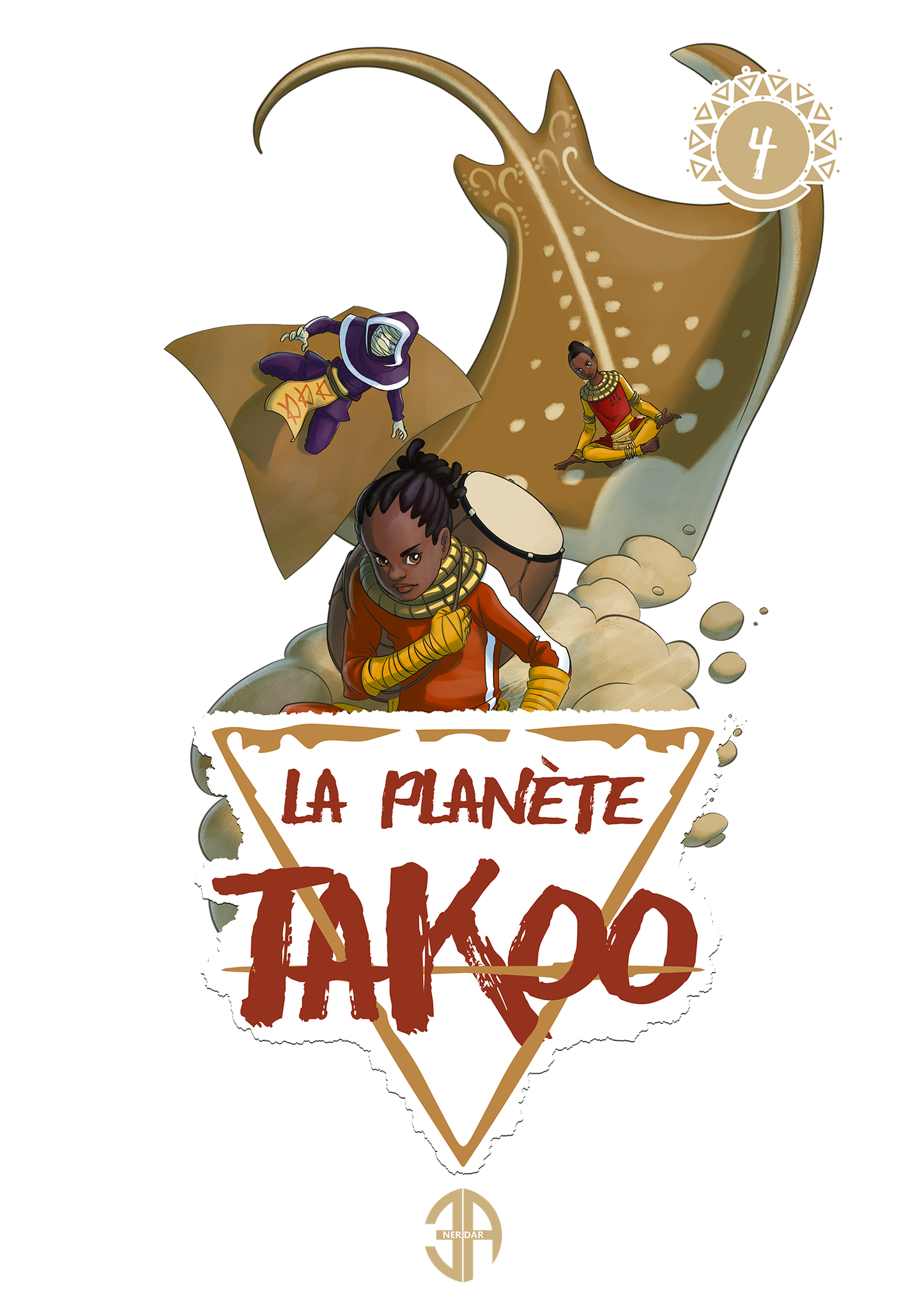 Stickers Tome 4