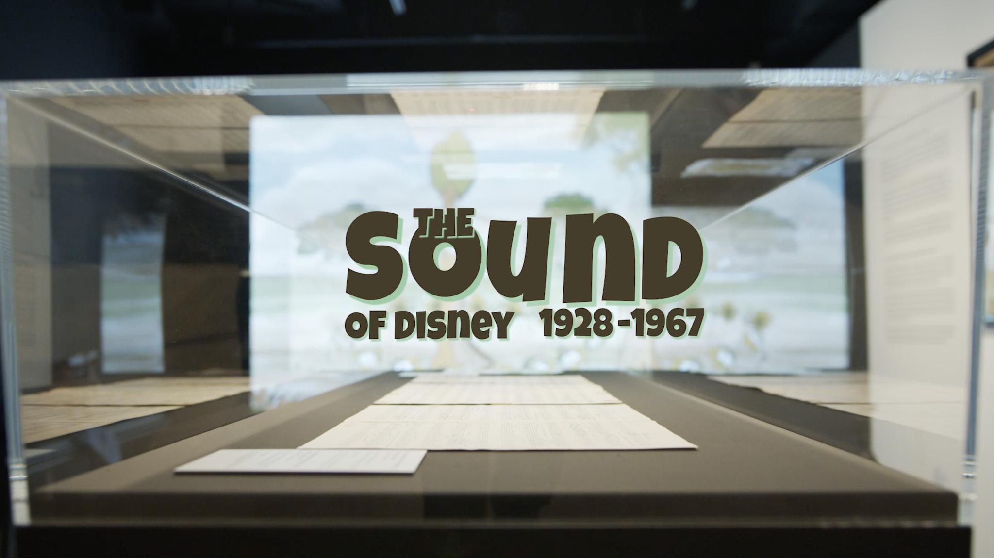 The Sound Of Disney (2020) Director: Linda Gasser, Camera: Paul Becht
