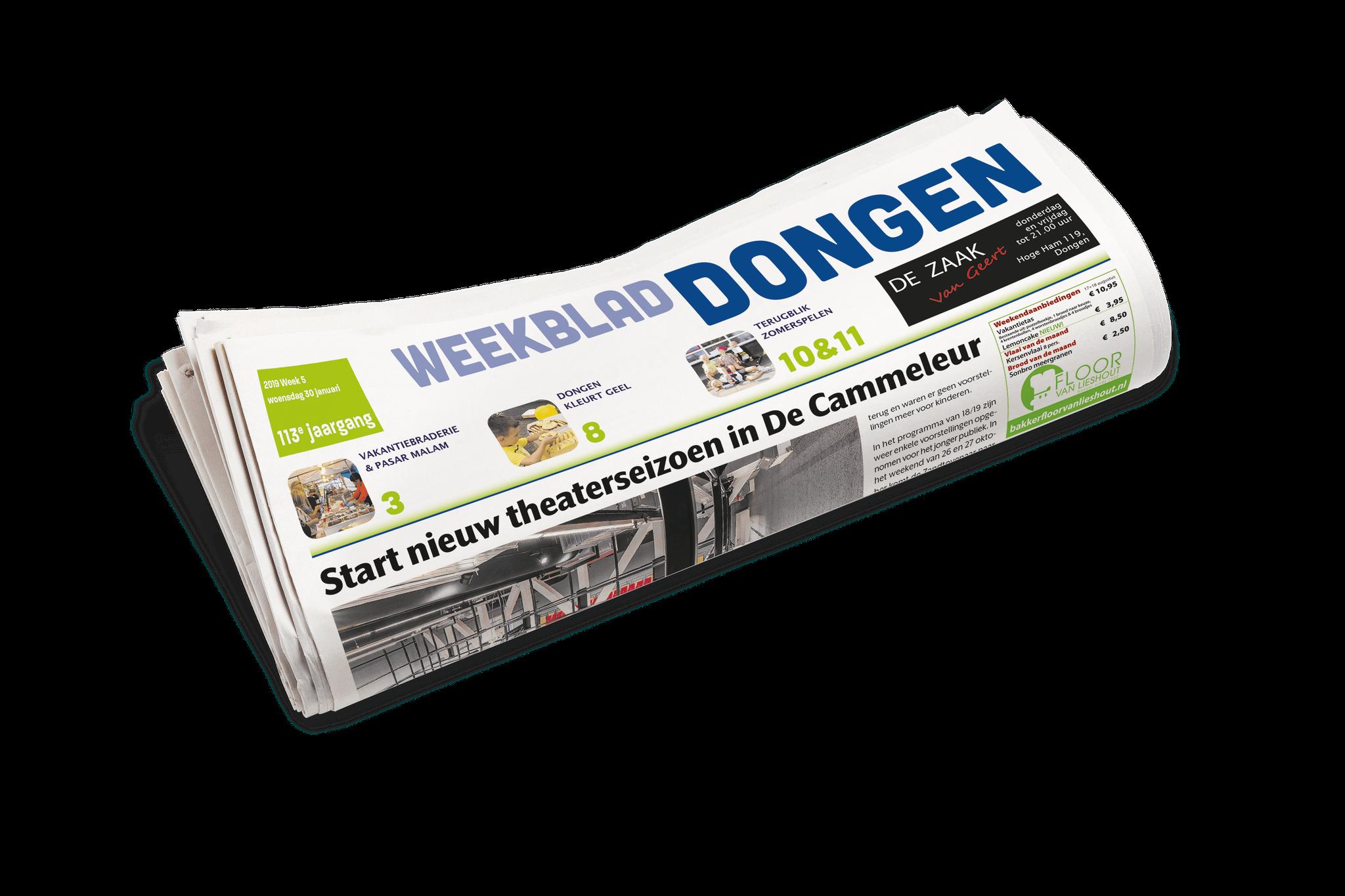 Weekblad Dongen