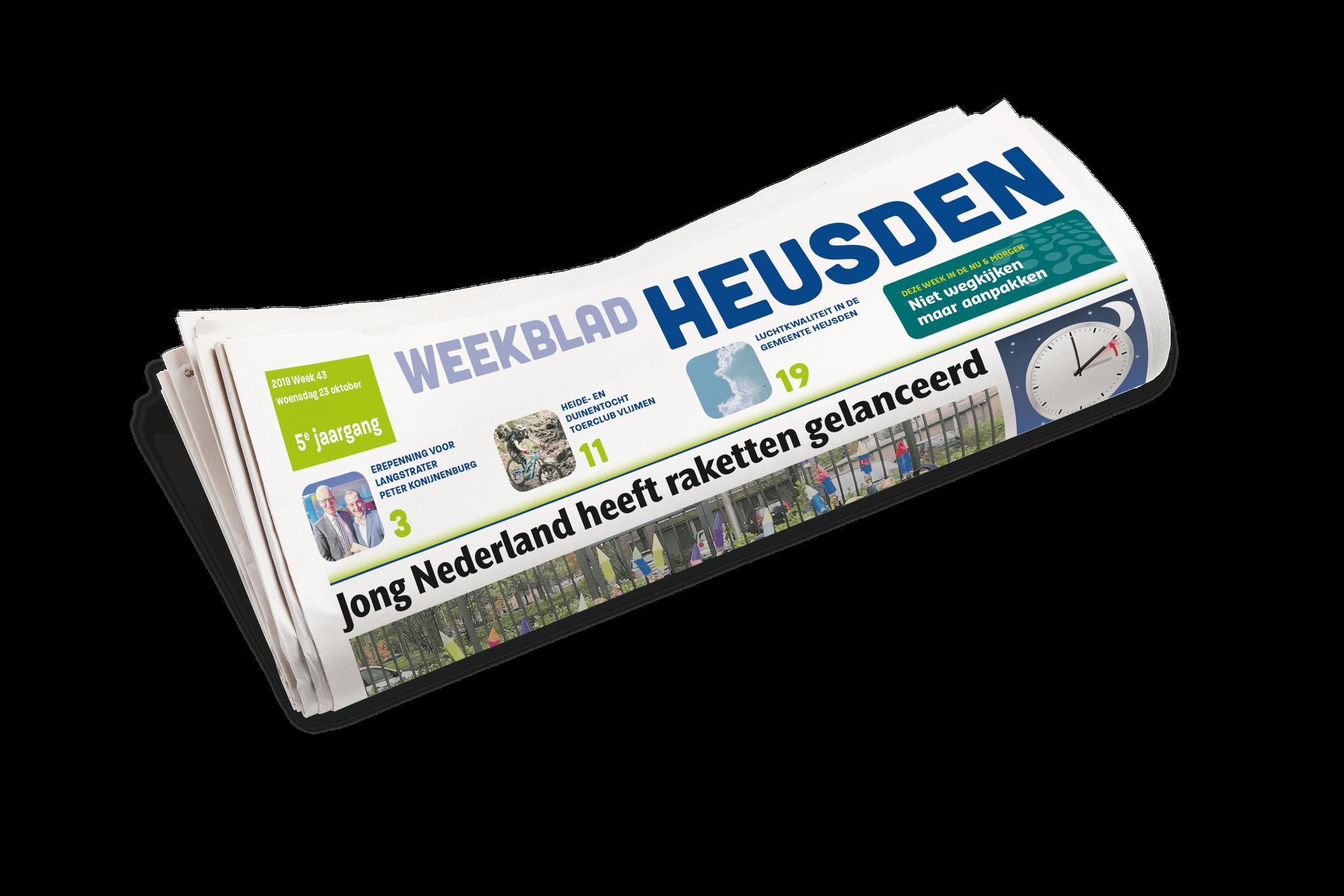 Weekblad Heusden