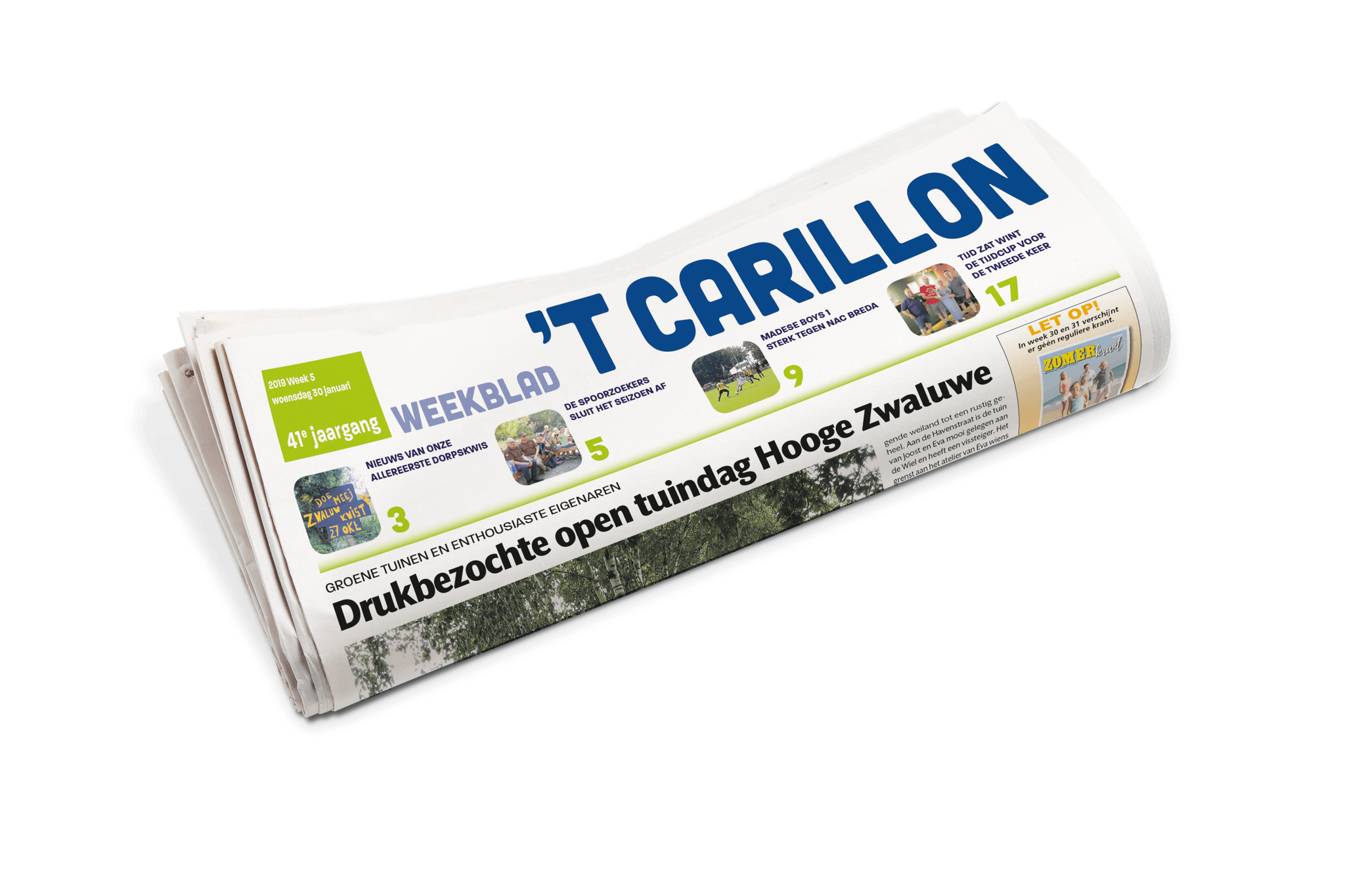 Weekblad 't Carillon