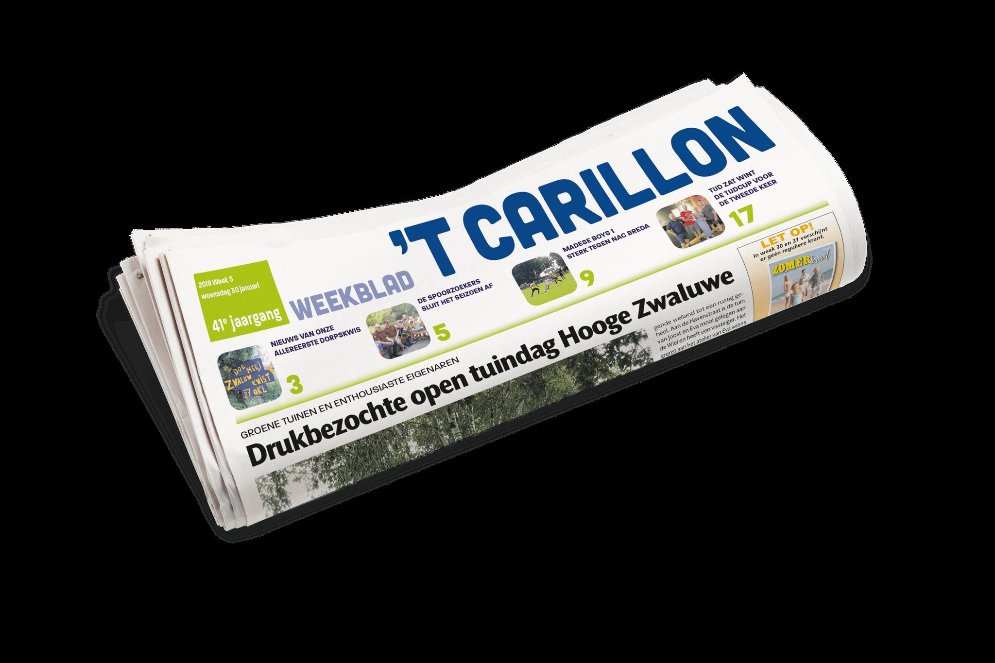 Weekblad 't Carillon