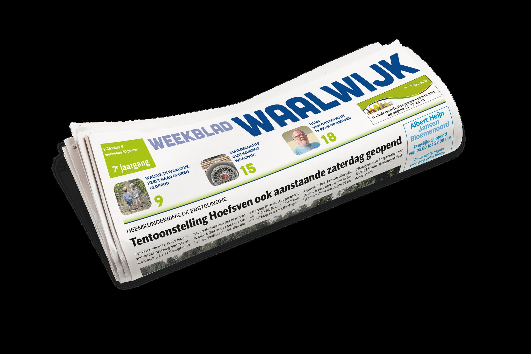 Weekblad Waalwijk