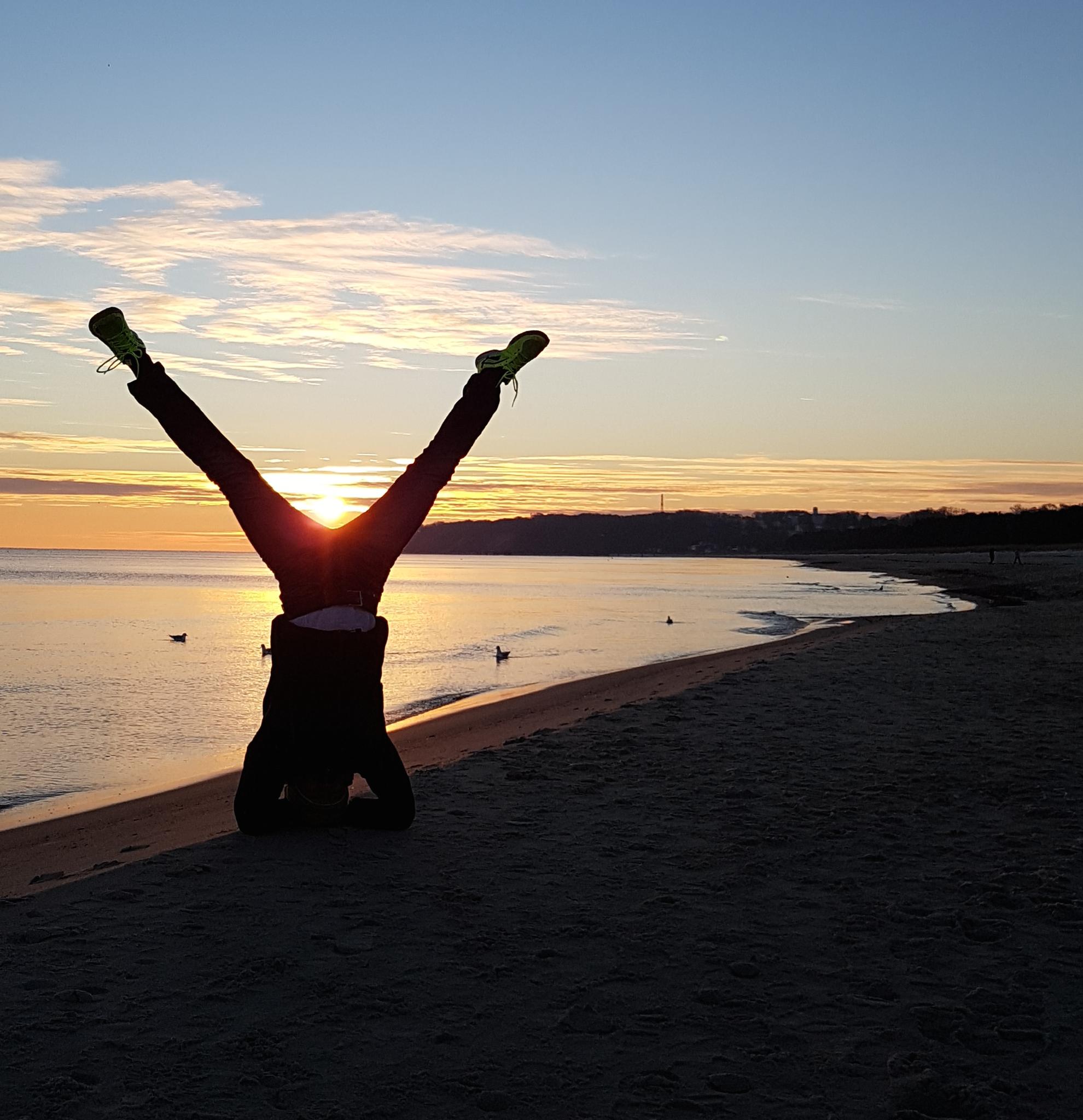 Yogareisen Rügen