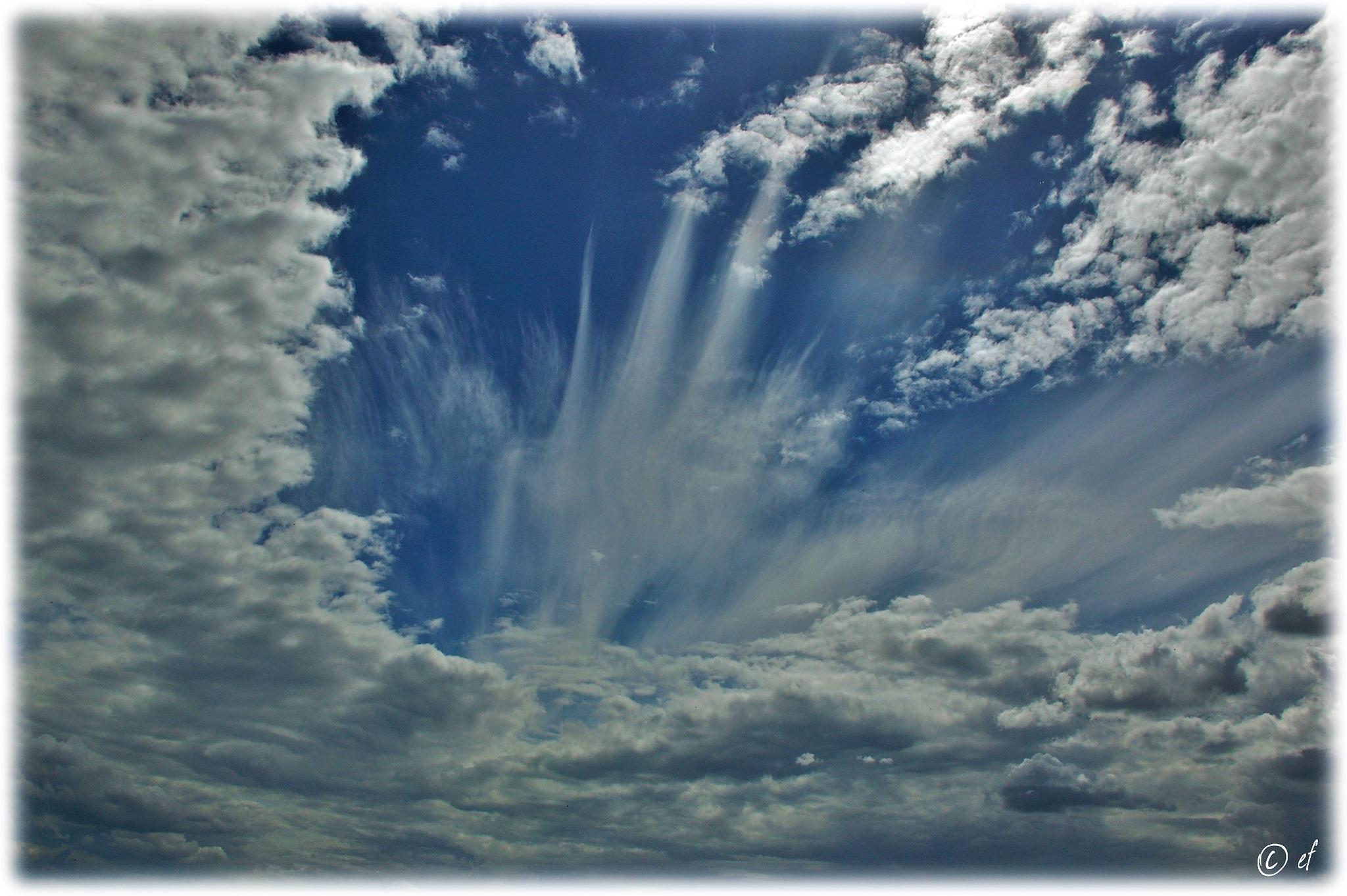 Die Hand des Himmels