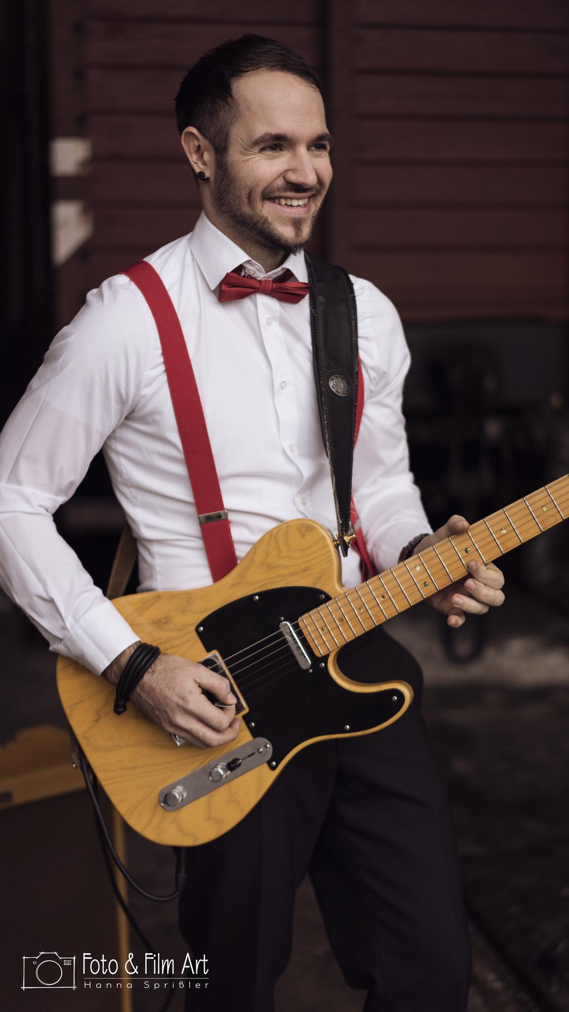 Mario - Lead Gitarre