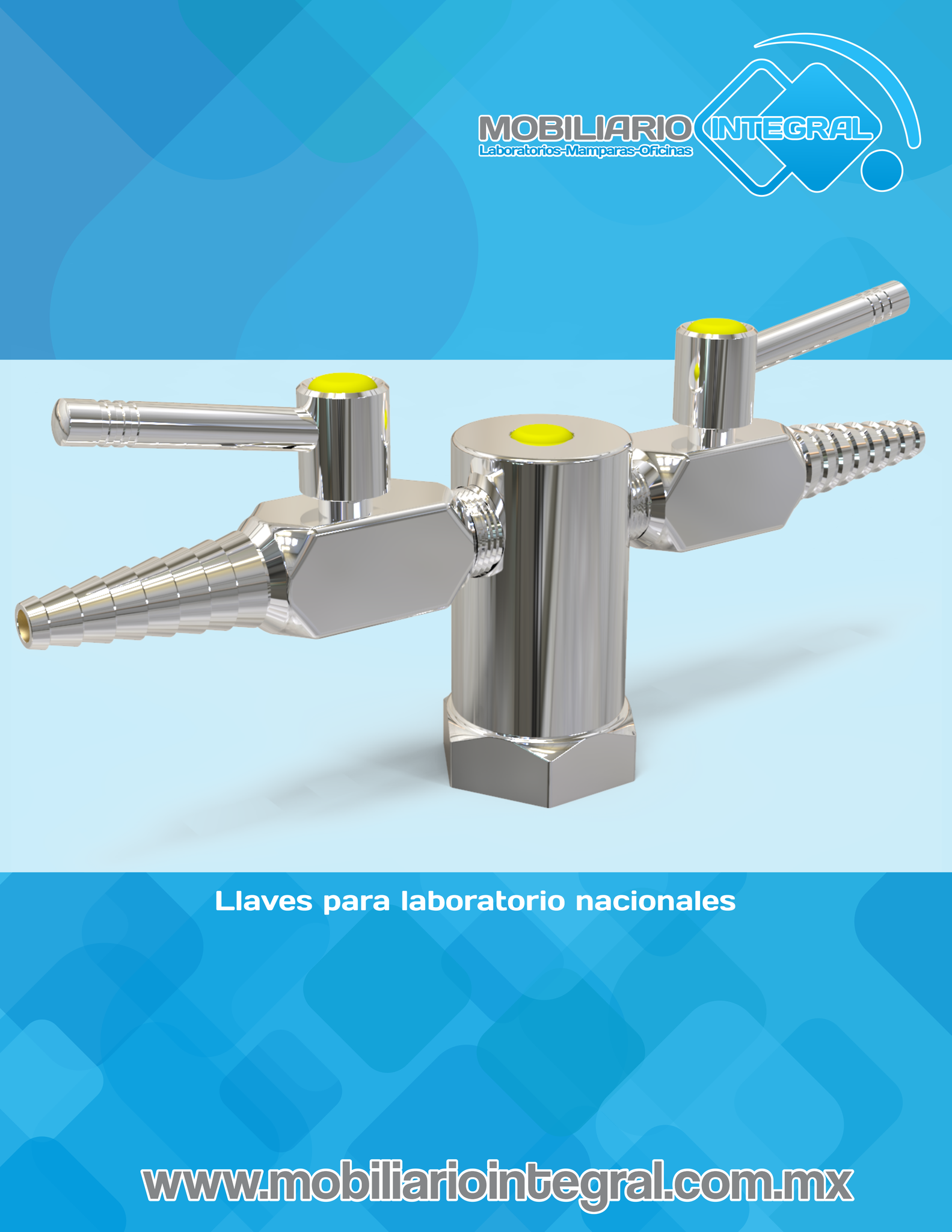 Llaves para laboratorio en Guerrero