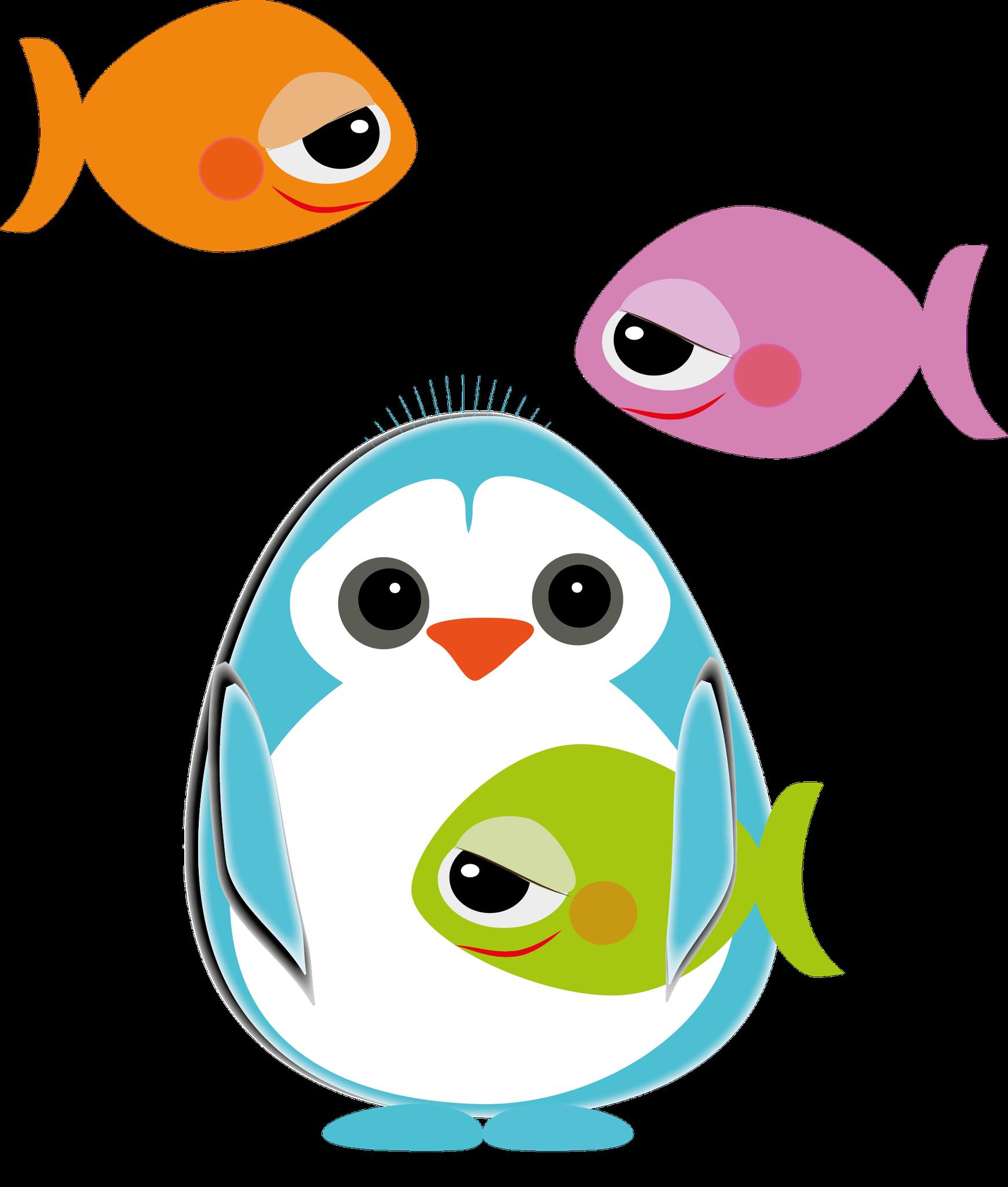 pingui peces