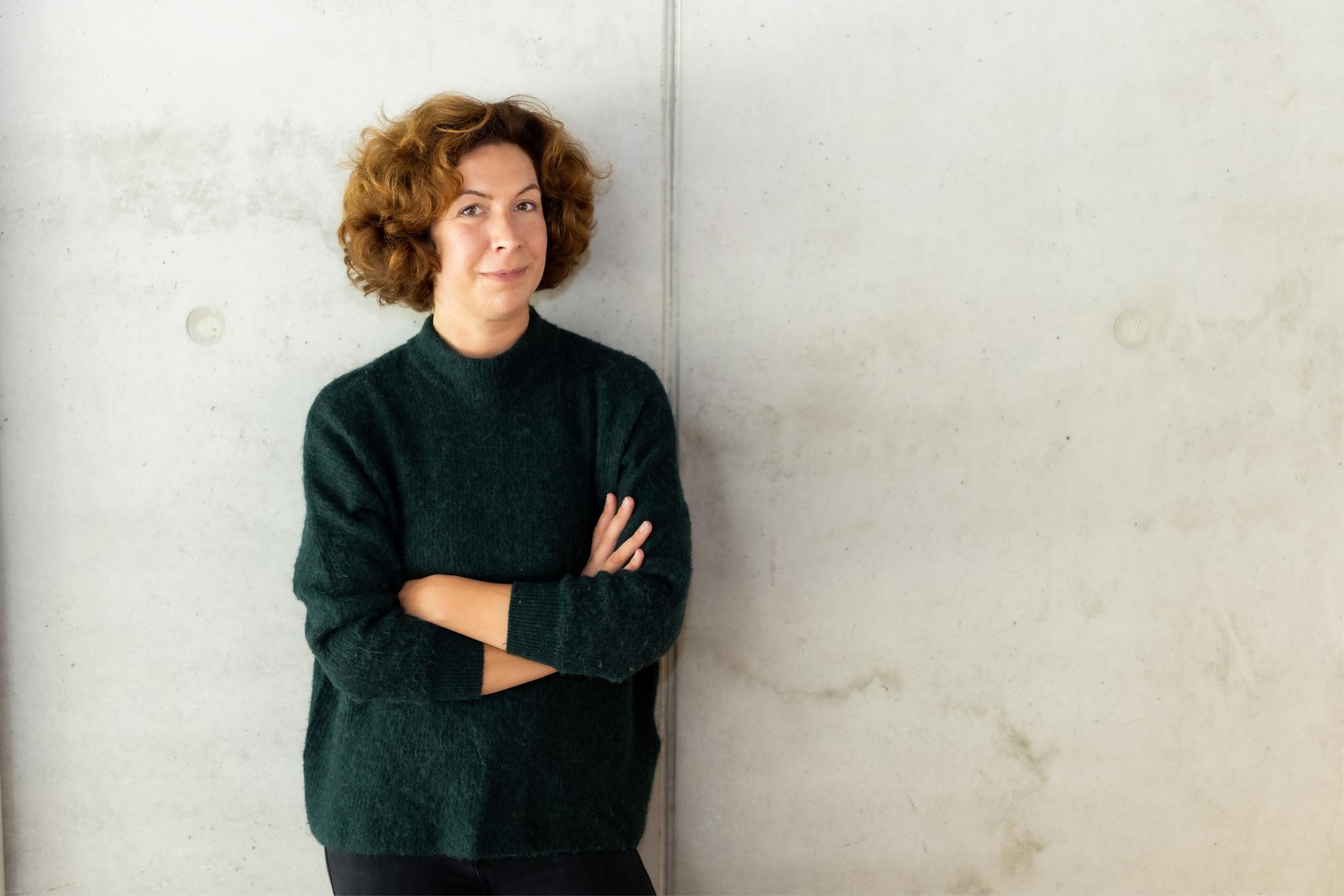 """Kristina Jeromin Kandidatin der B'90/DIE GRÜNEN, zu Gast am 22.09.2021 """"Frauen und Altersarmut"""""""