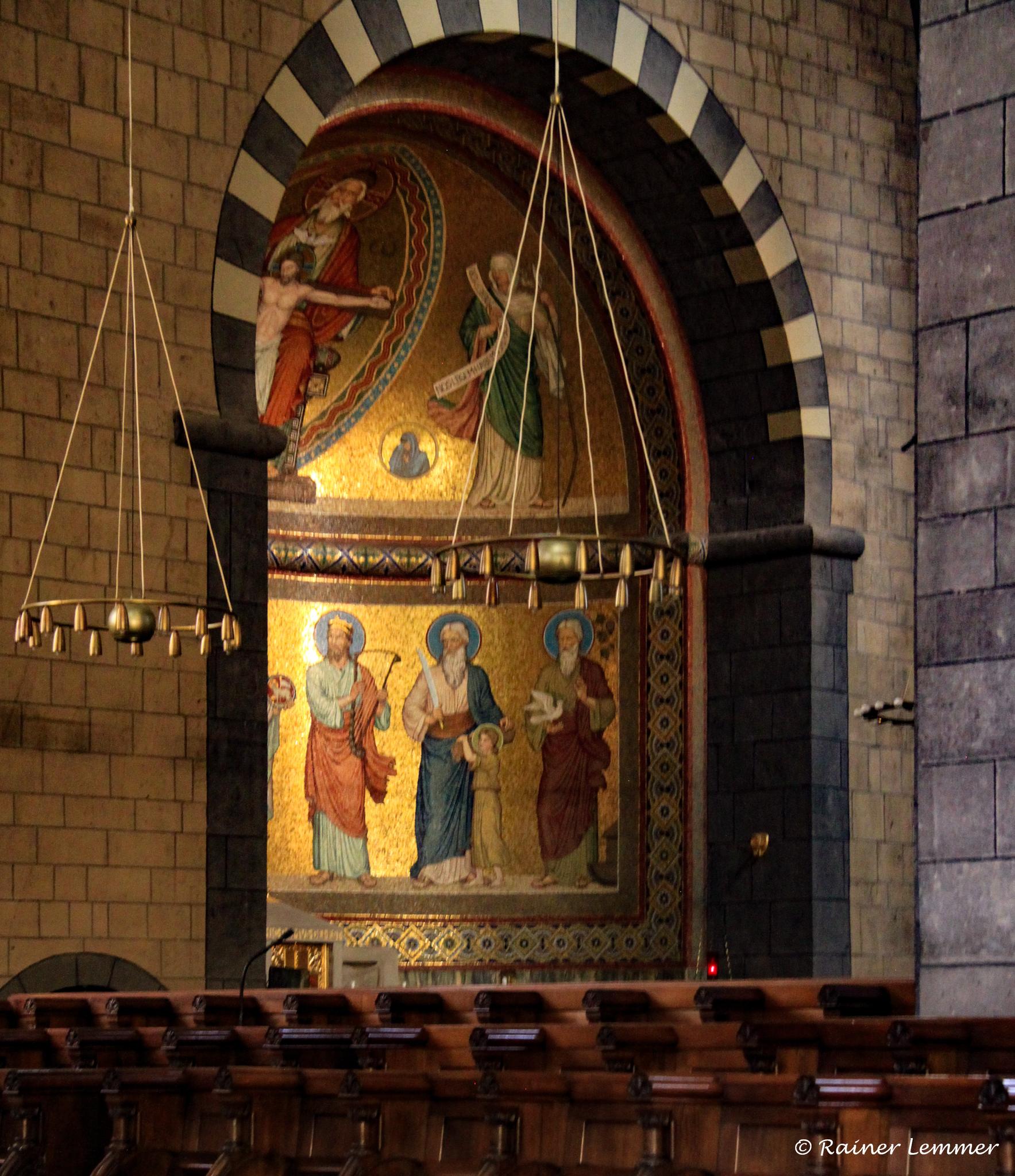 Chorraum Kloster Maria Laach
