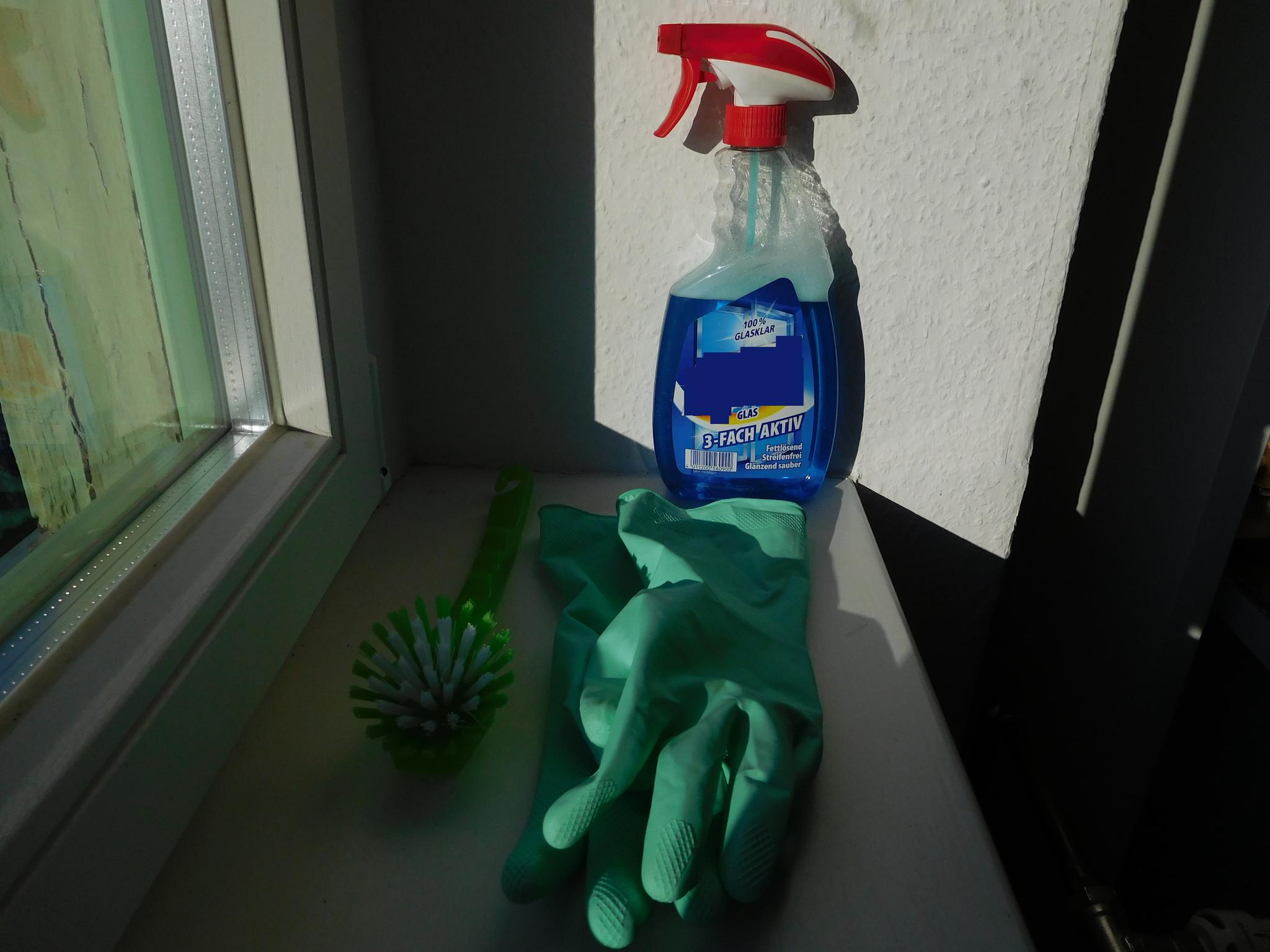 Die Reinigungswundermittel