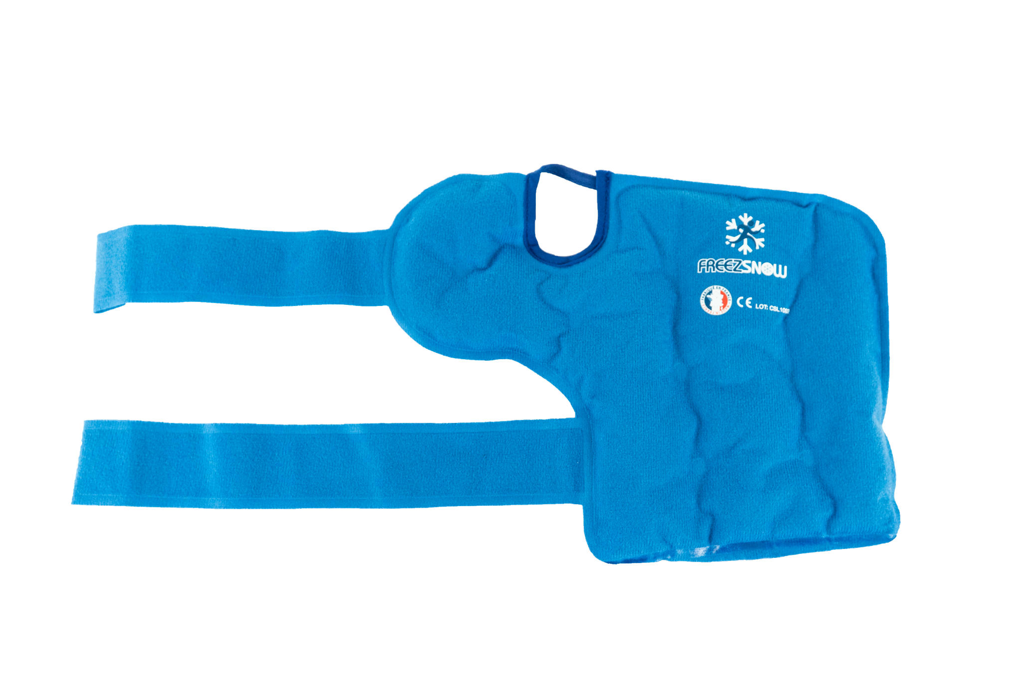 X2: It comes with two long-lasting Freezsnow® cold packs including a spare set.