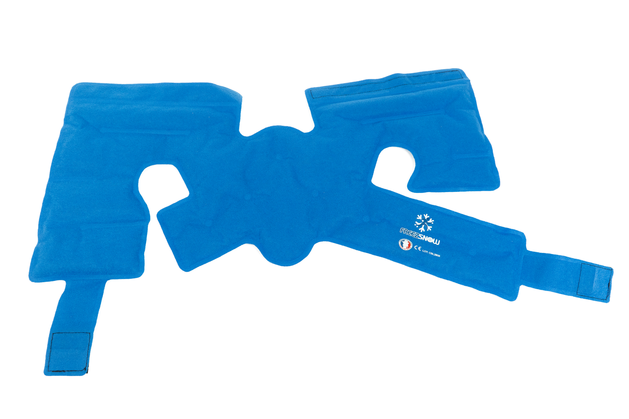 X2: It comes with two long-lasting cold packs Freezsnow® (including a spare set).