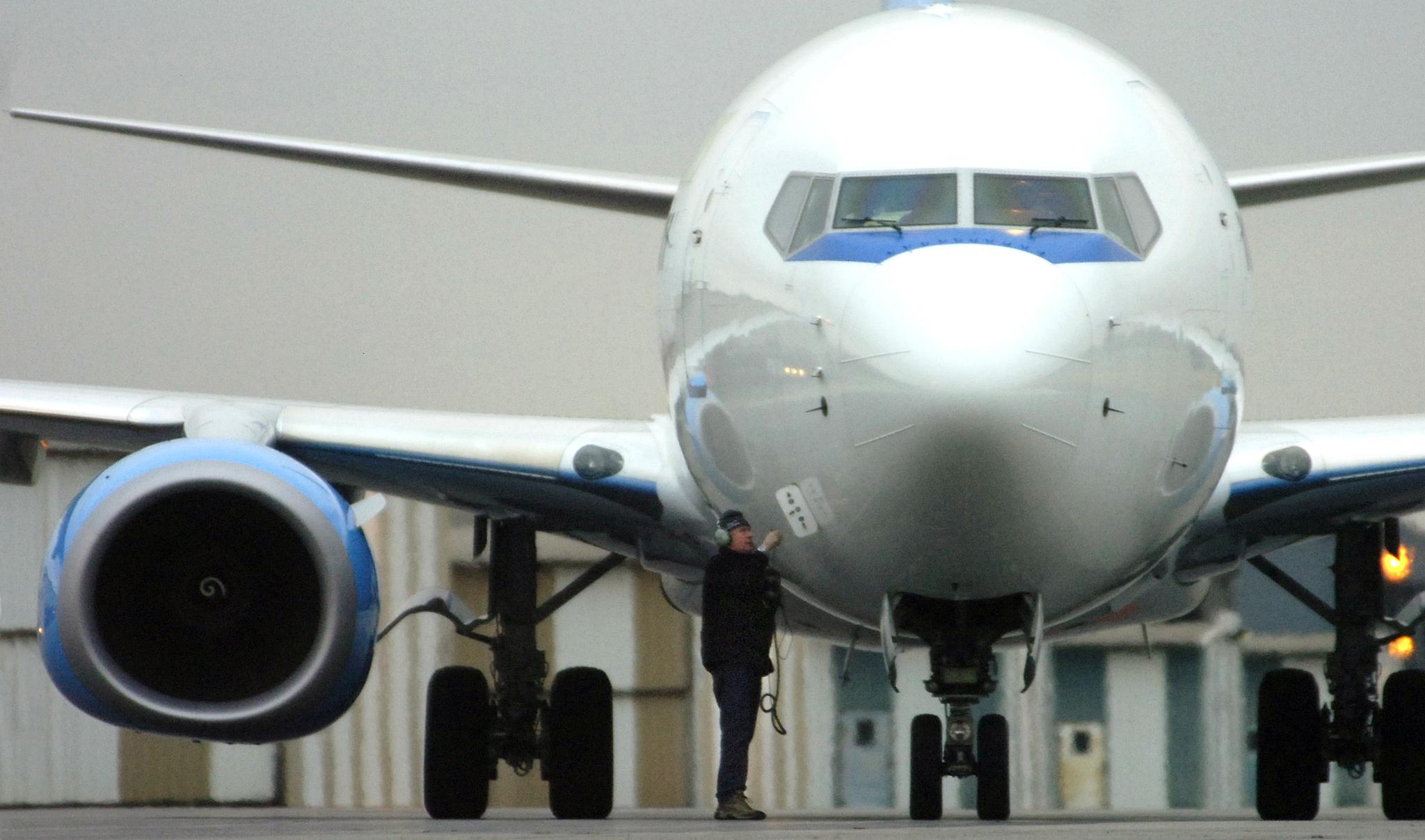 Prenez les commandes du Boeing 737-800.  Le  cadeau  idéal