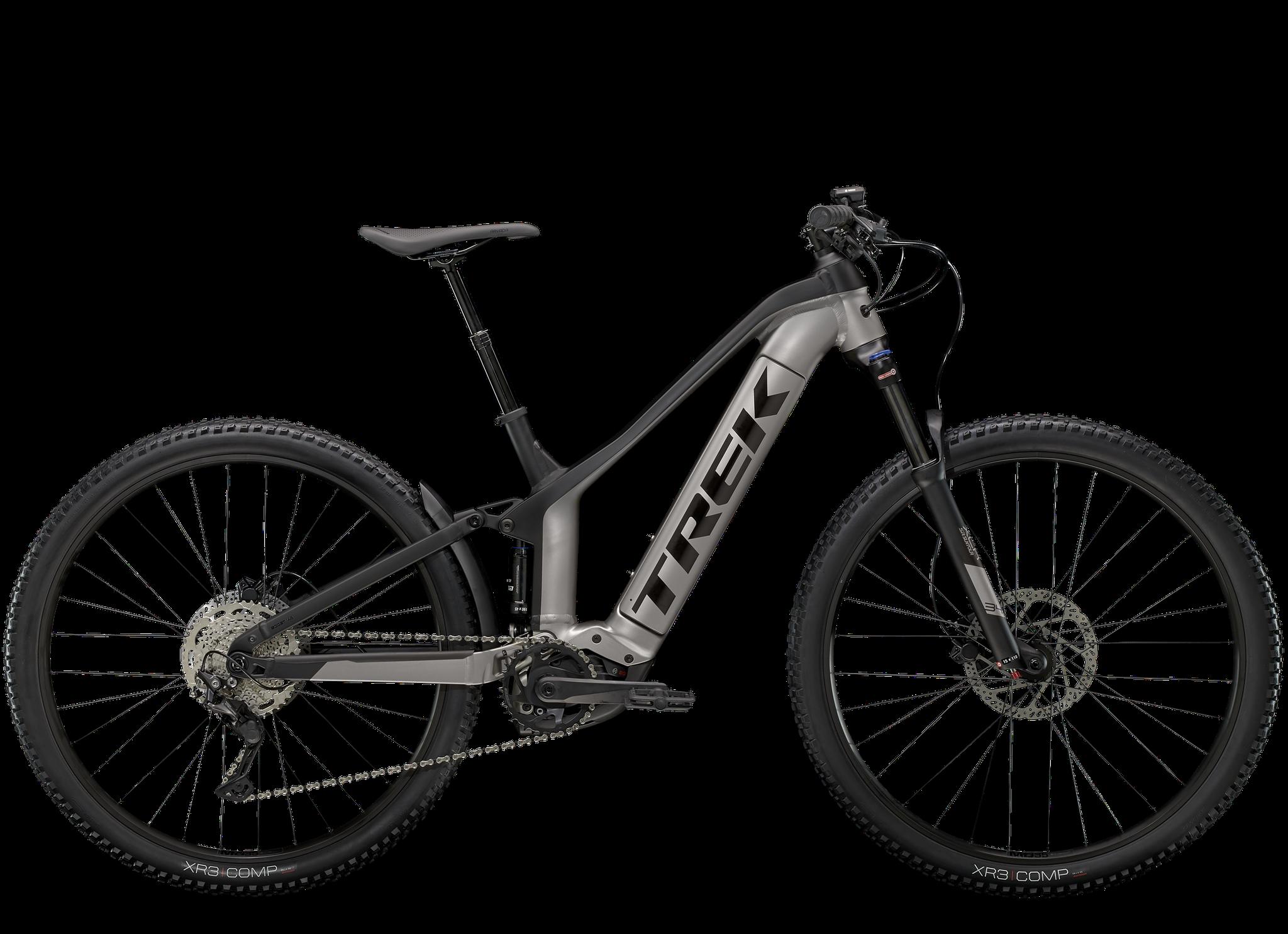 Powerfly FS4 black grey
