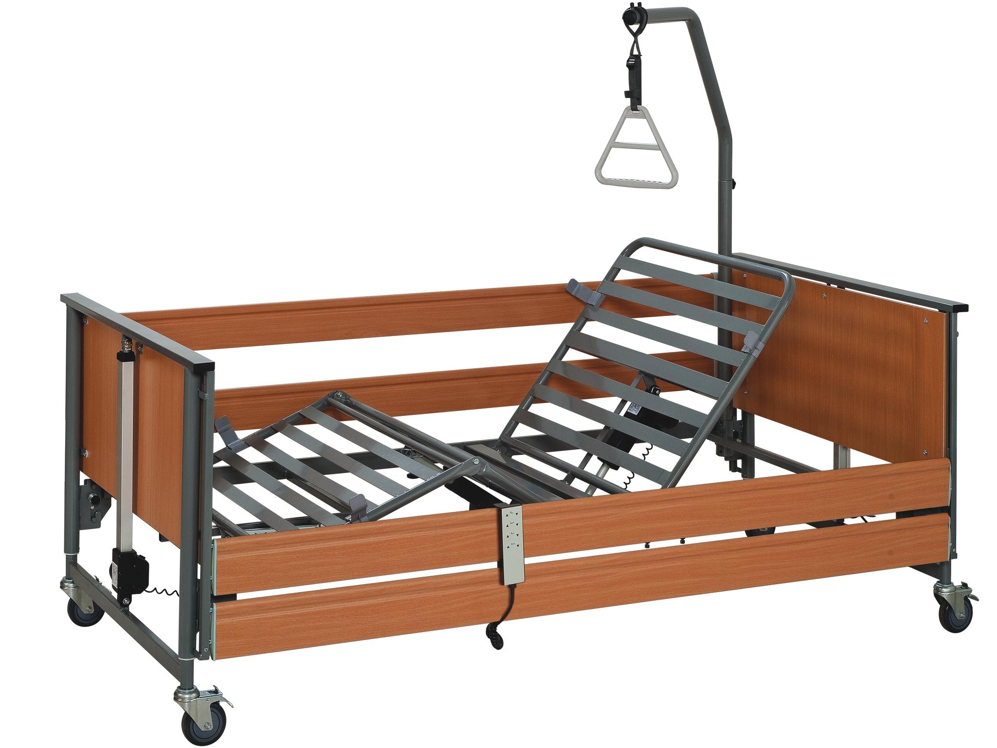 Pflegebett Ecofit S 90x200cm