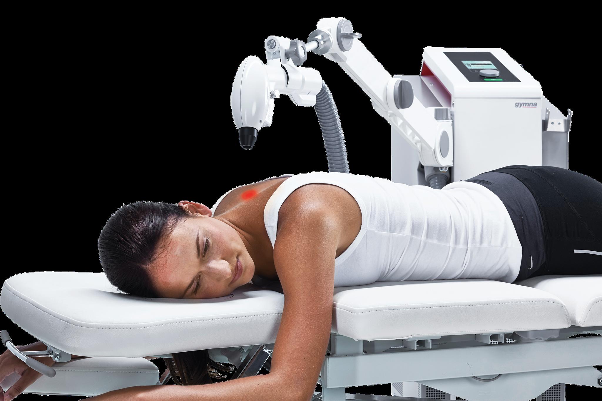 Gymna Cryoflow ICE-CT Kältetherapiegerät