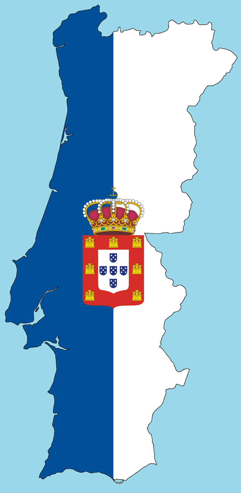 bandera de portugal - Mapas y Banderas
