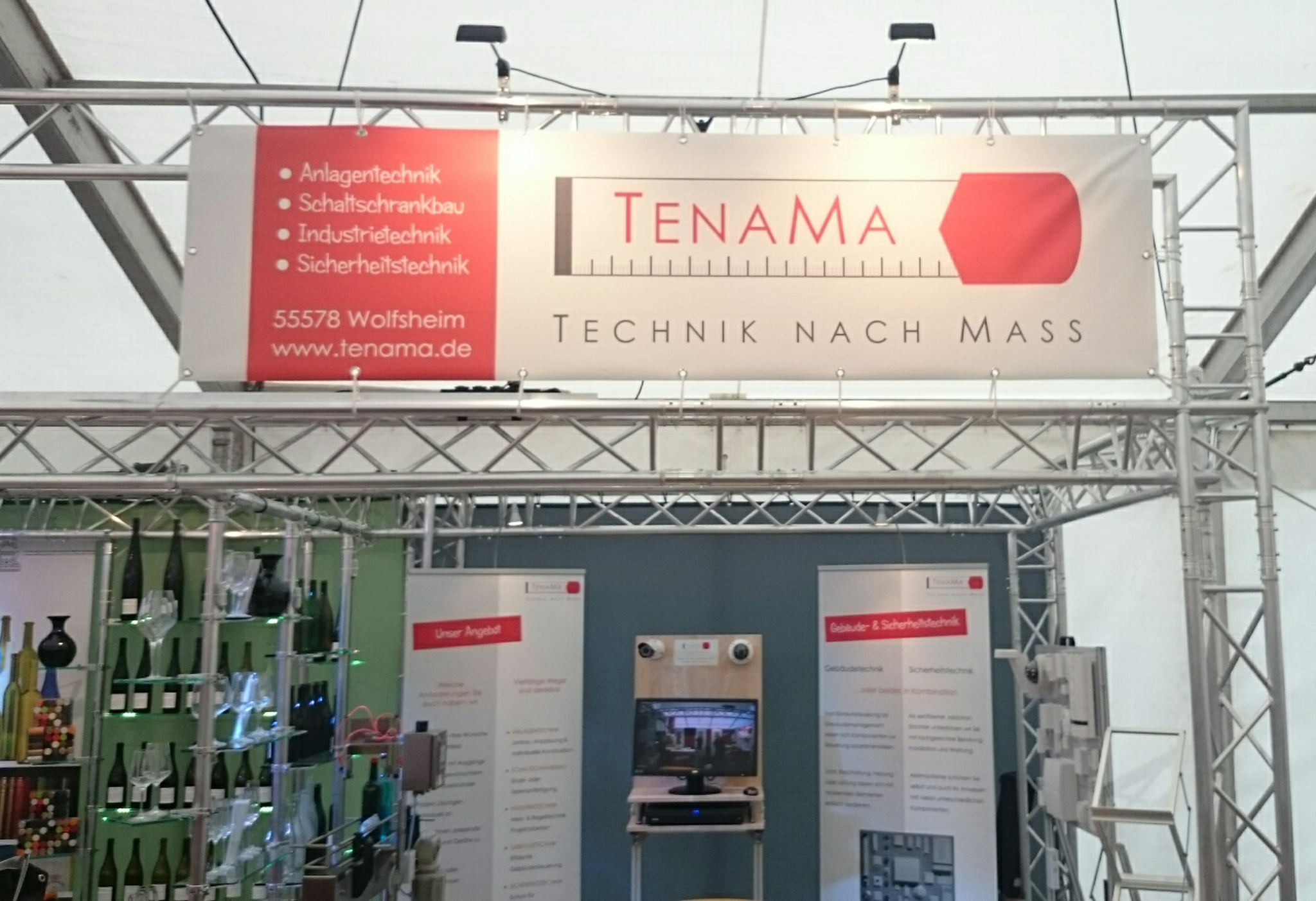 TenaMa Messestand