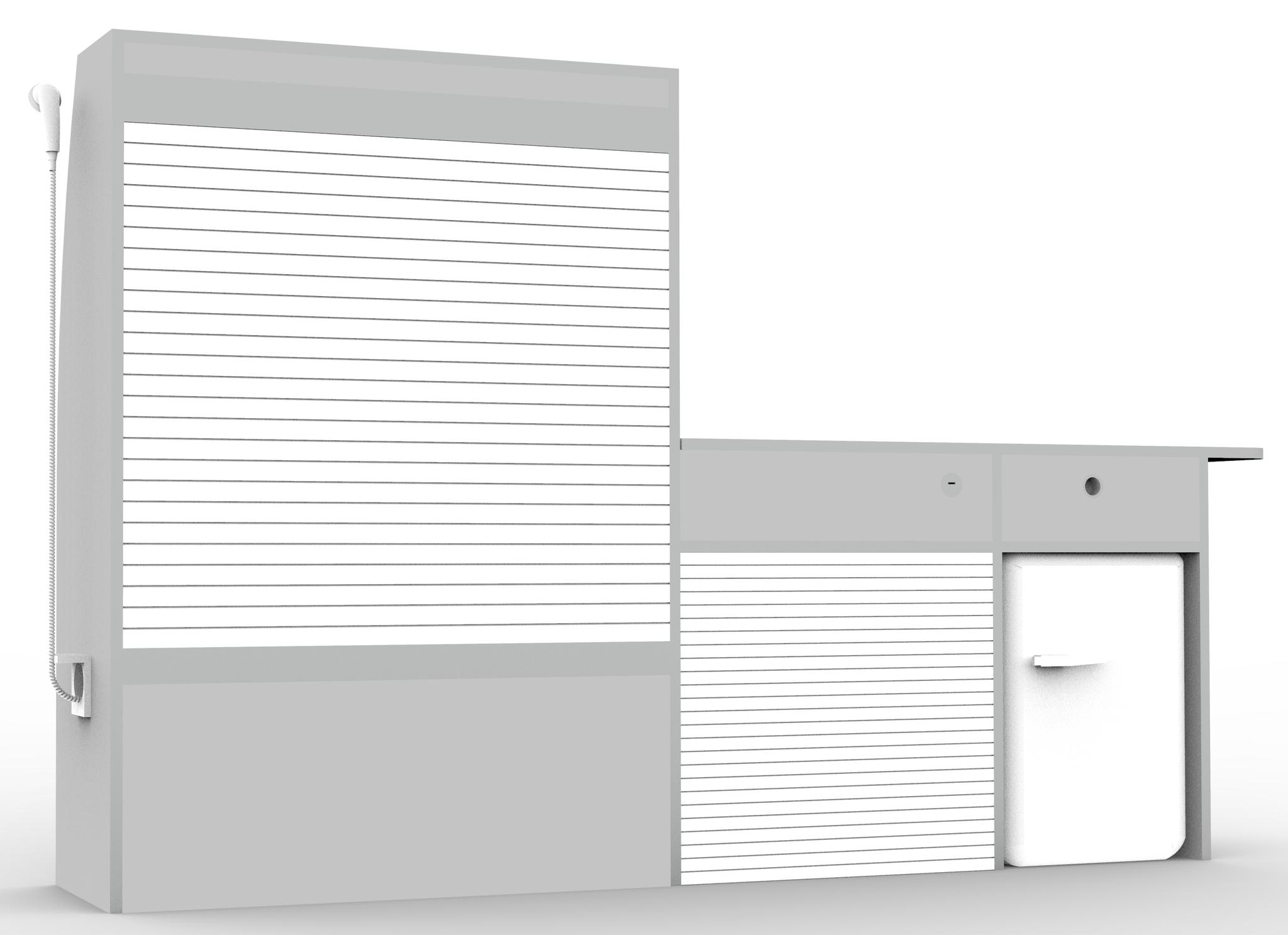 Meuble 3, vue 2