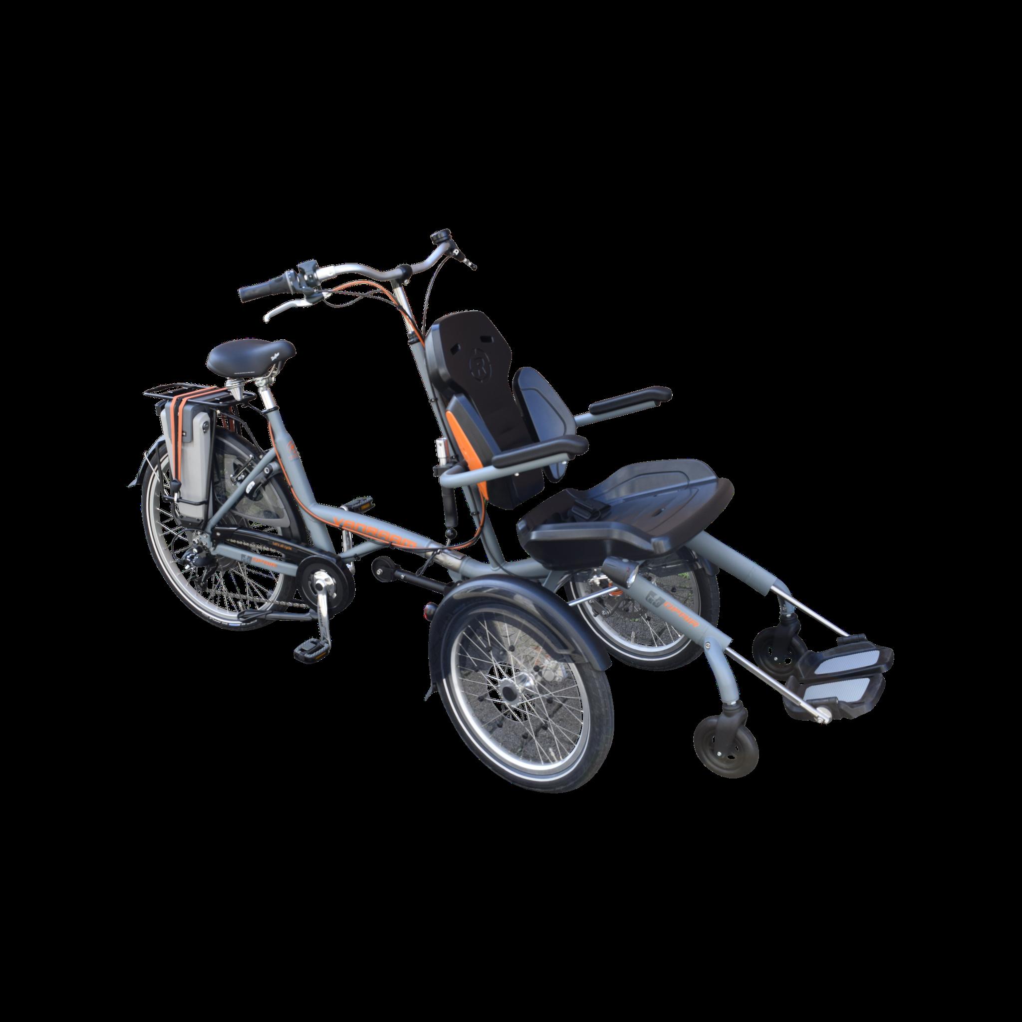 Van Raam O-Pair 2 Rollstuhlrad