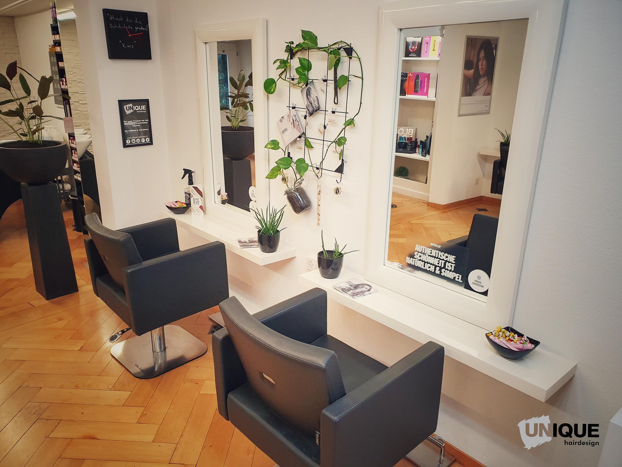 UNIQUE hairdesign Salon