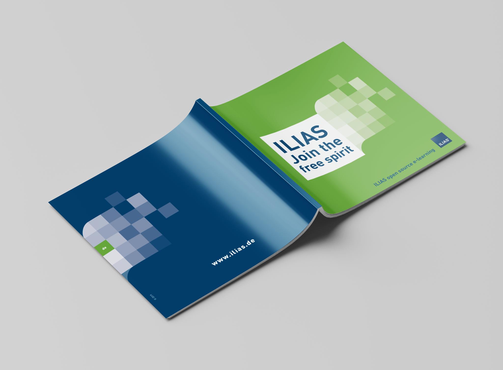 Broschüre ILIAS