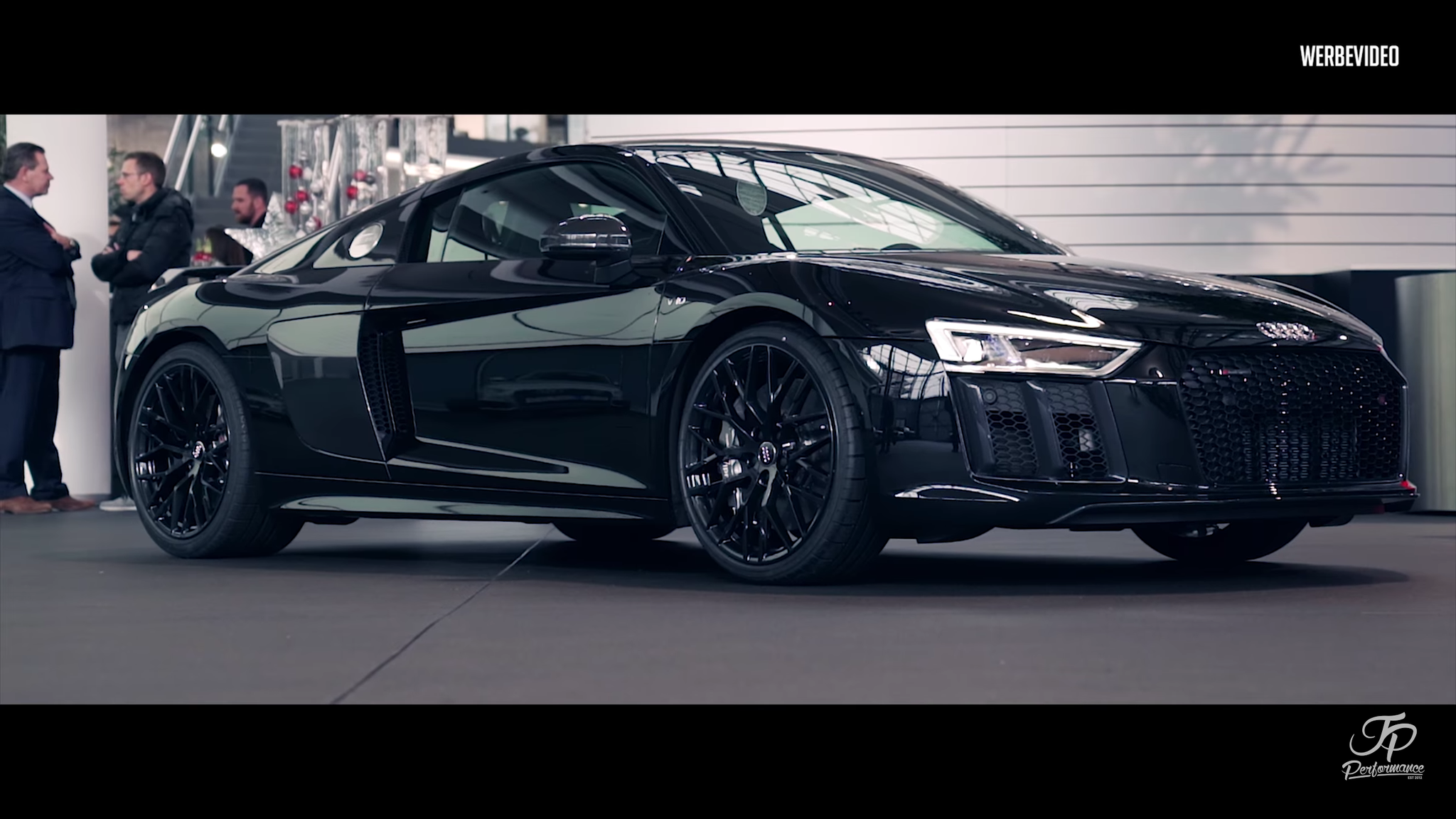 Audi R8 V10 Plus - JP ARMY