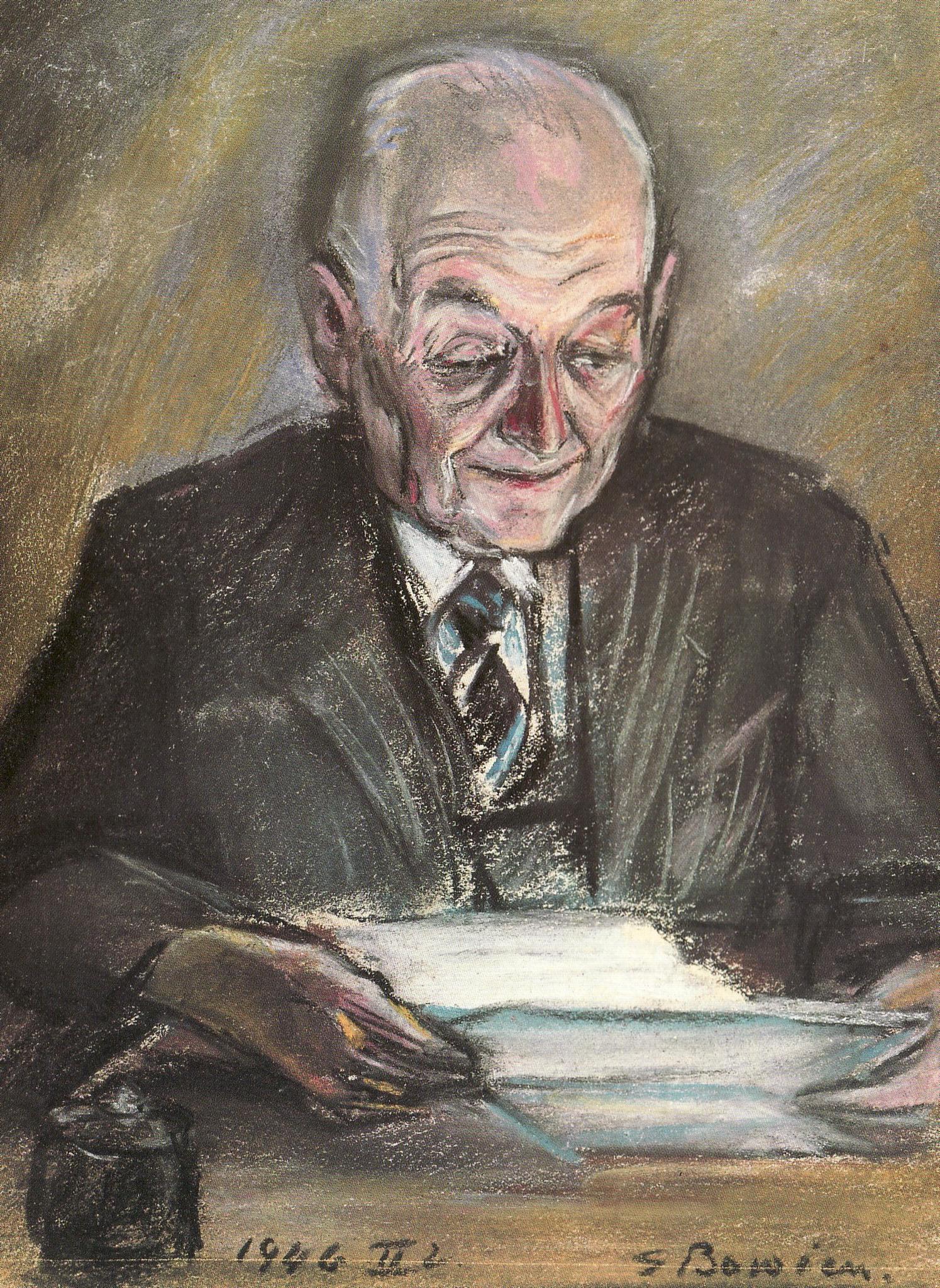 Dr. Emil Kronenberg, 1946