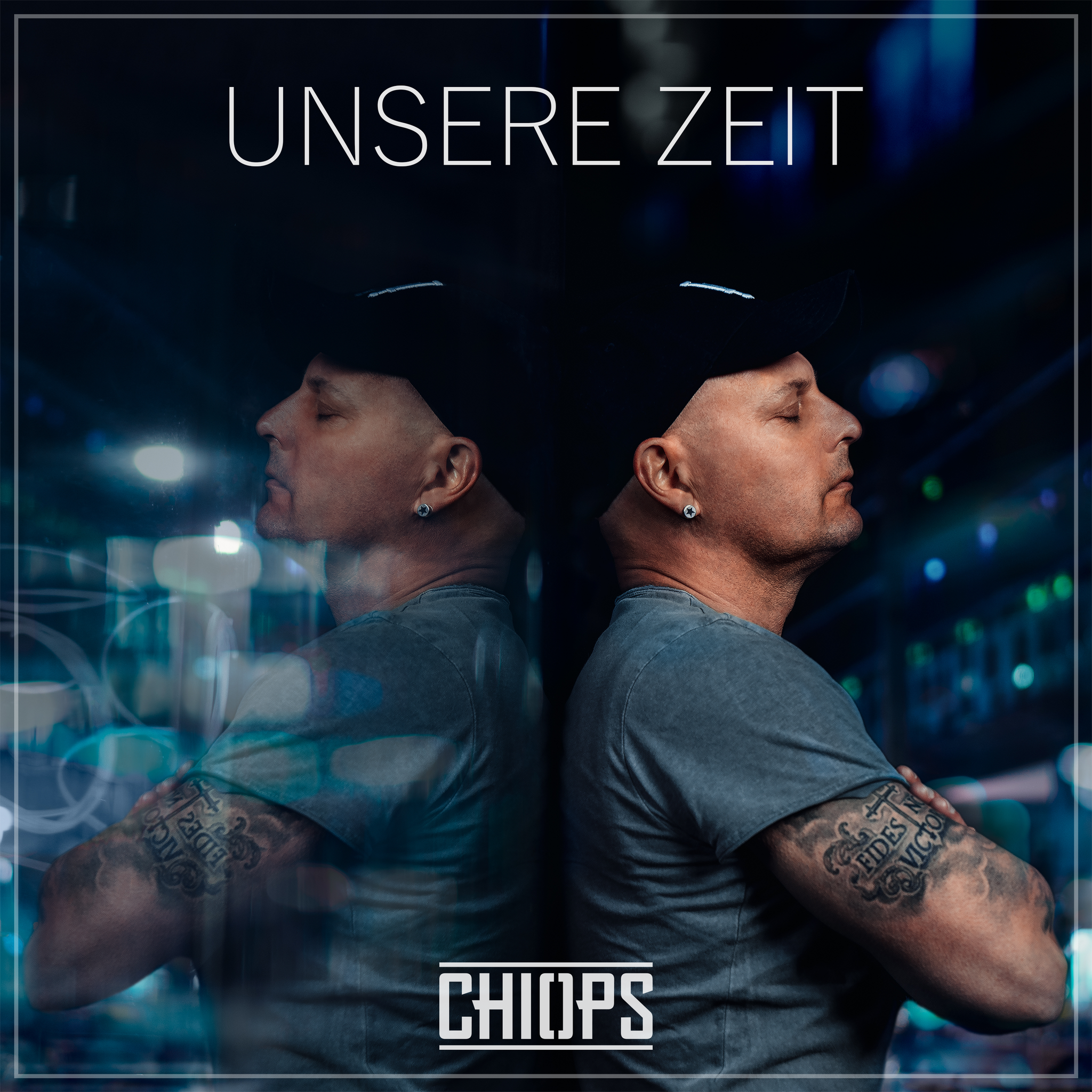 CHIOPS bei AP-Radio - 110% Deutschrock