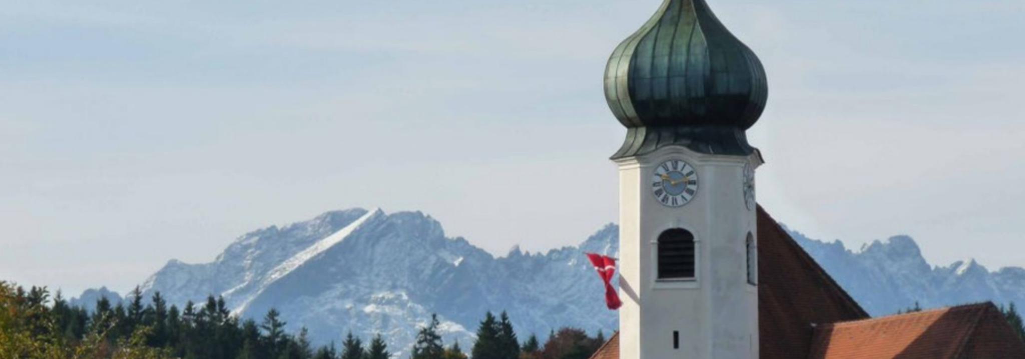 Kirchen und Kapellen der Pfarrei