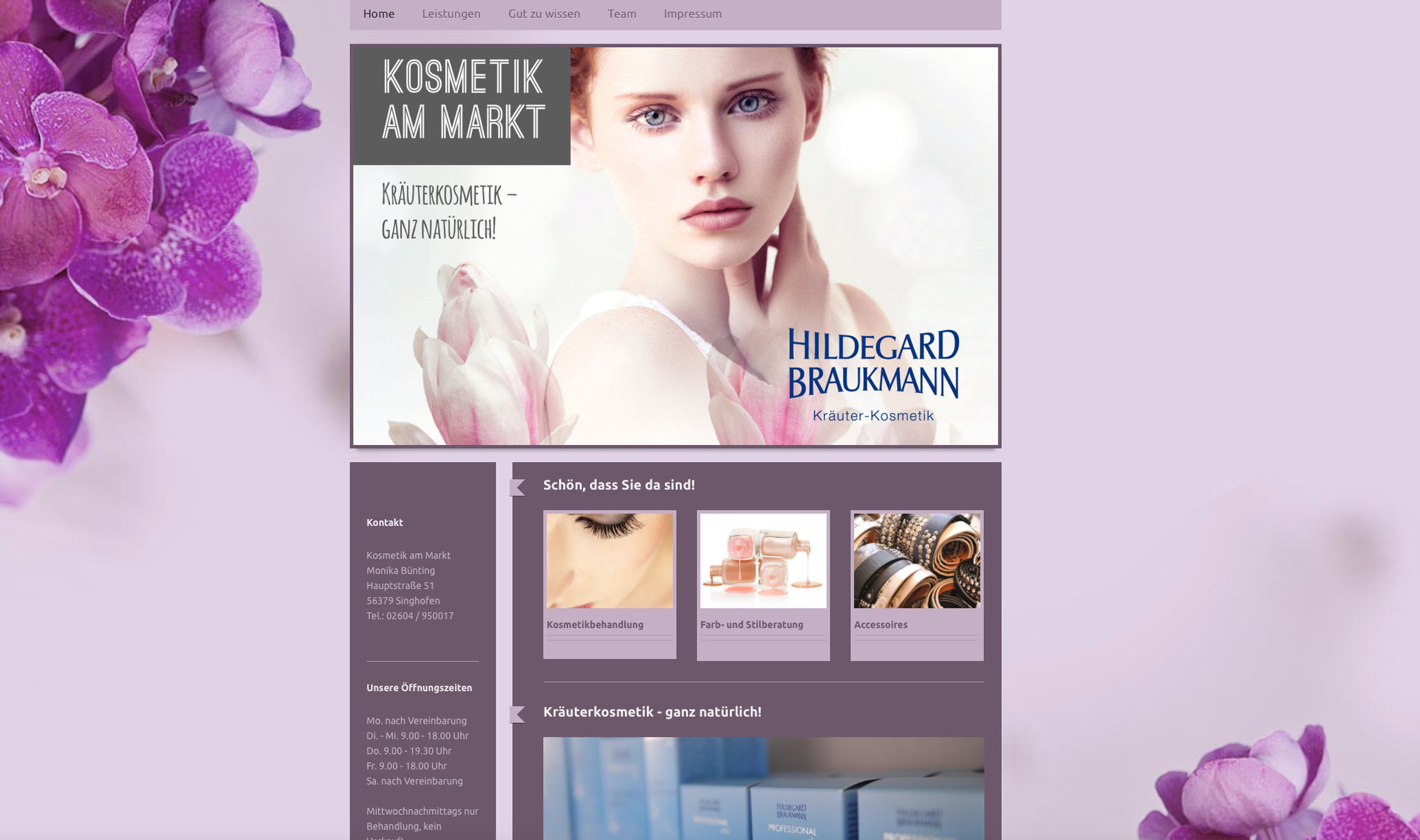 www.kosmetik-monika-buenting.de