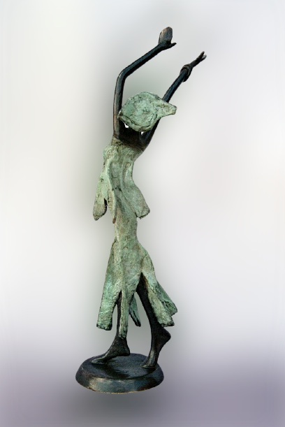 Djanama - 32,5 cm x 13,5 cm - T.I - 2019