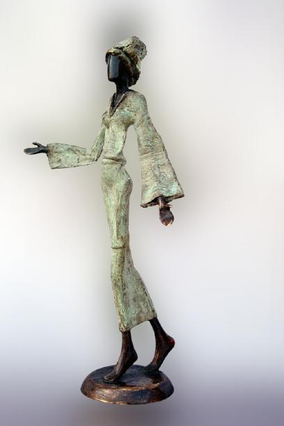 Doumbia - 31 cm x 16 cm - T.I - 2019