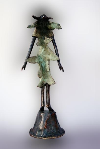 Anita - 29,5 cm x 11 cm - T.I - 2019
