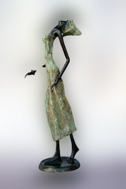 Binéta - 32 cm x 12 cm - T.I - 2019