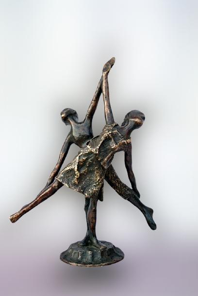 Biba et Daou - 26 cm x 19 cm - T.I - 2019