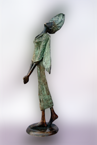 Bintou - 29,5 cm x 10 cm - T.I - 2019