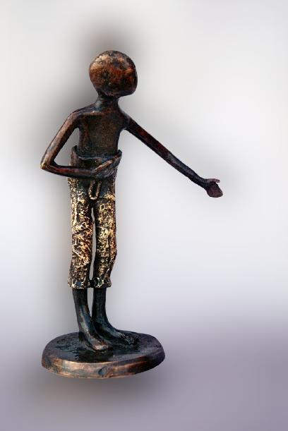 Tiéba - 20,5 cm x 12 cm - T.I - 2019