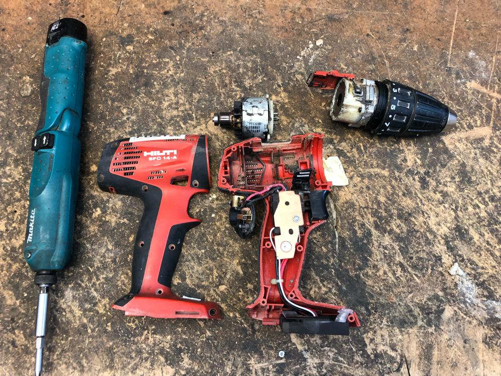 Reparatur Hilti SFC