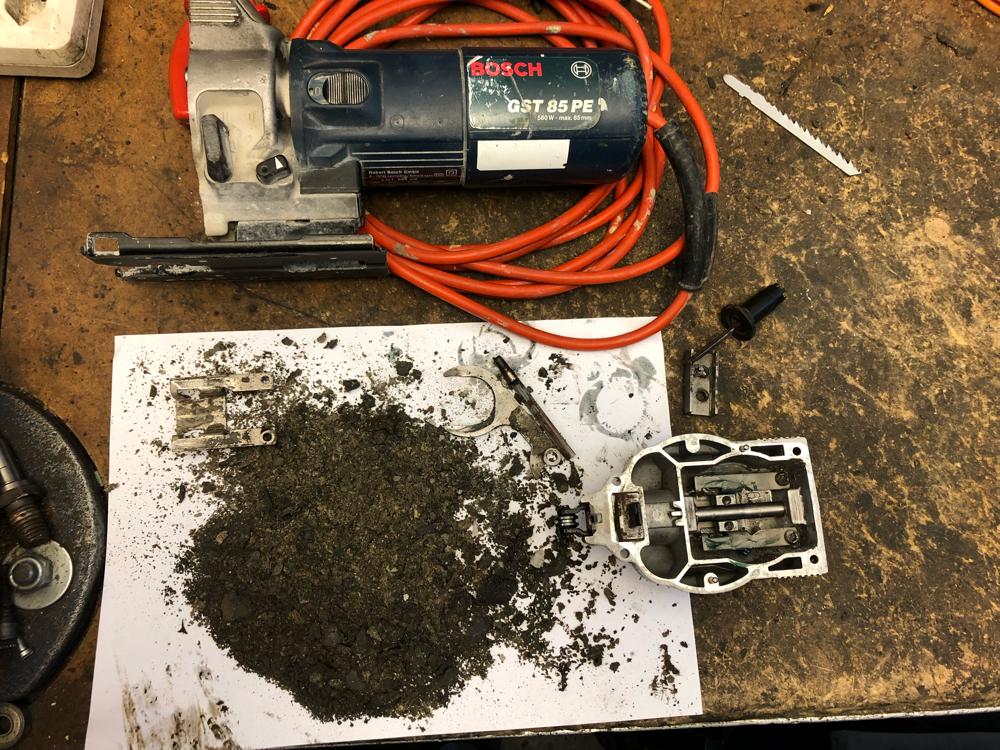 Reparatur Bosch GST 85