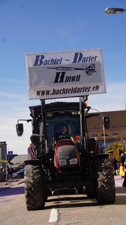 Bachtel-Darter!
