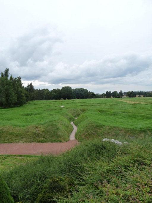Le site Terre-Neuvien de Beaumont-Hamel